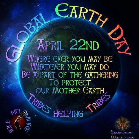 Earth Day  ☙♲❧