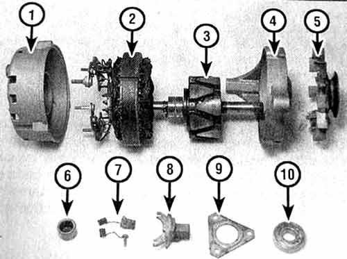 Alternador - Generador | como funciona un alternador? | Componentes - Diagnostico | mecanica automotriz