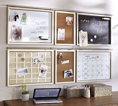 Build Your Own - Daily System Components - Stainless Steel finish #potterybarn