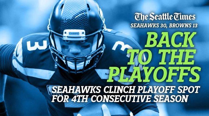 #seahawks #playoffs