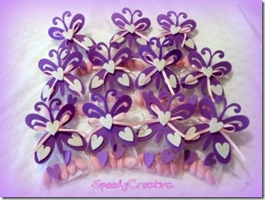 Bomboniere farfallose