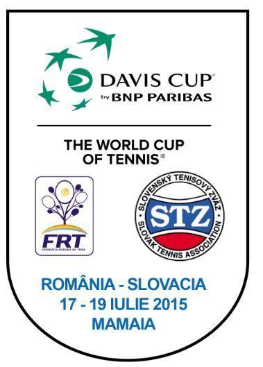 Cupa Davis - Romania - Slovacia - Mamaia 19 Iulie 2015