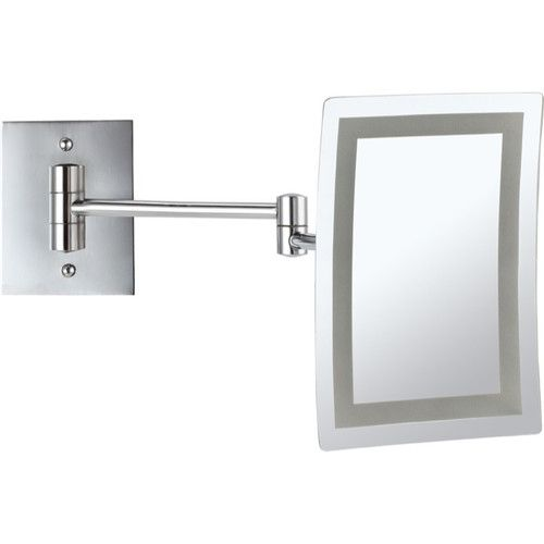 Found it at Wayfair - LED Light Wall Mounted Makeup Mirror