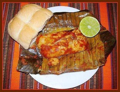 receta de tamales guatemaltecos