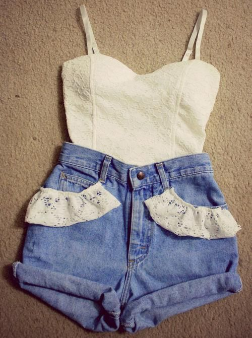 1077 best ~ Cute Shorts ~ images on Pinterest