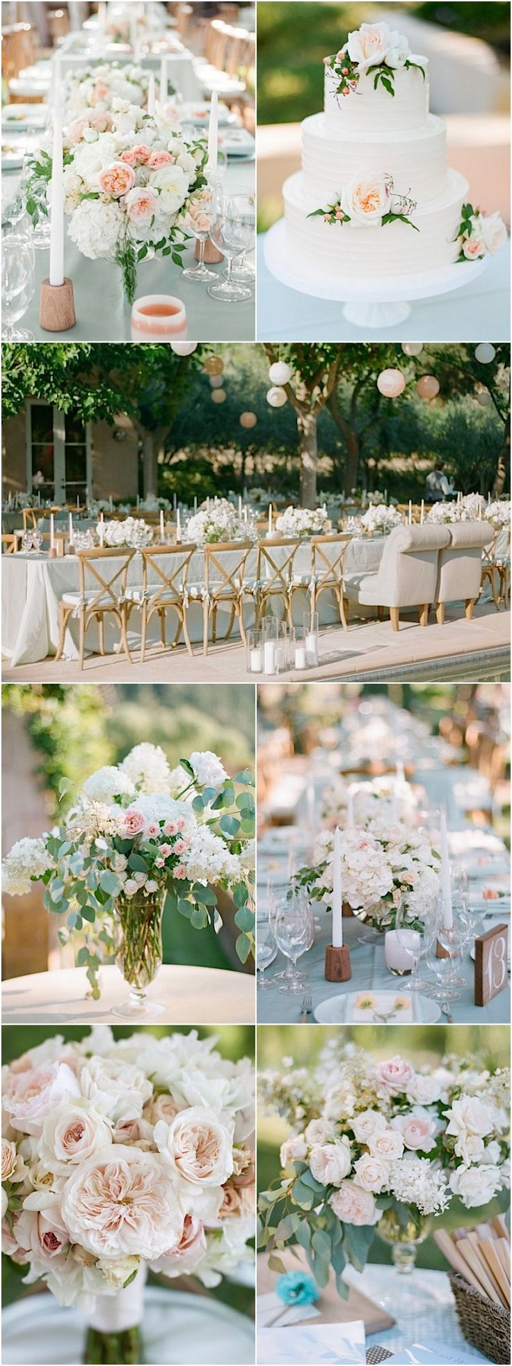Elegant Blush Napa Wedding at Black Swan