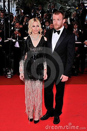 Happy birthday Madonna (16th August)! - © Featureflash | Dreamstime.com- Madonna & husband Guy Ritchie at the premiere of Che at the 61st Annual International Film Festival de Cannes. Her documentary I Am Because We Are is screening at the Festival. May 21, 2008 Cannes, France. Picture: Paul Smith / Featureflash