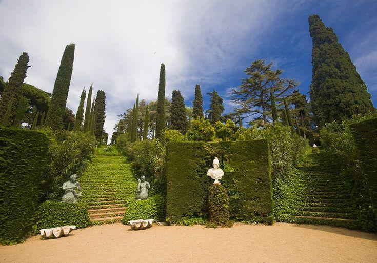 Visita al jard n bot nico de santa clotilde en lloret de for Actividades jardin botanico