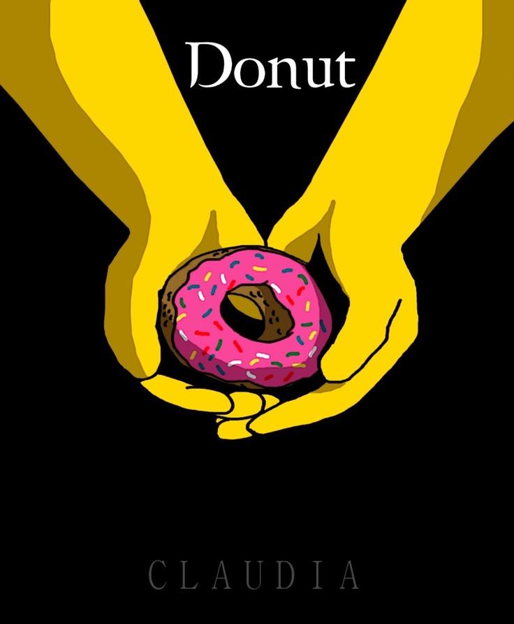 Donut by *Claudia-R on deviantART