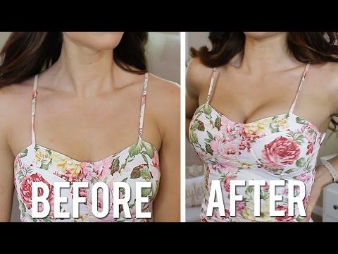 b14d787c34 BRA HACK EVERY GIRL SHOULD KNOW! - YouTube