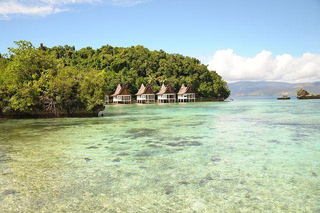 Club Tara, Bucas Grande Island, Philippines by kciryem080, via Flickr