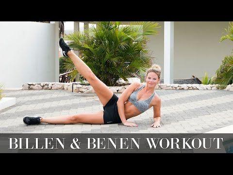 Video: Billen en benen trainen in 12 minuten | FOLLOWFITGIRLS | Bloglovin'