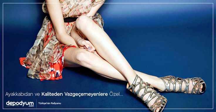 Ayakkabıdan ve Kaliteden Vazgeçemeyenlere Özel... - http://www.depodyum.com/kadin-ayakkabi-modelleri - Bir Podyum Havası.