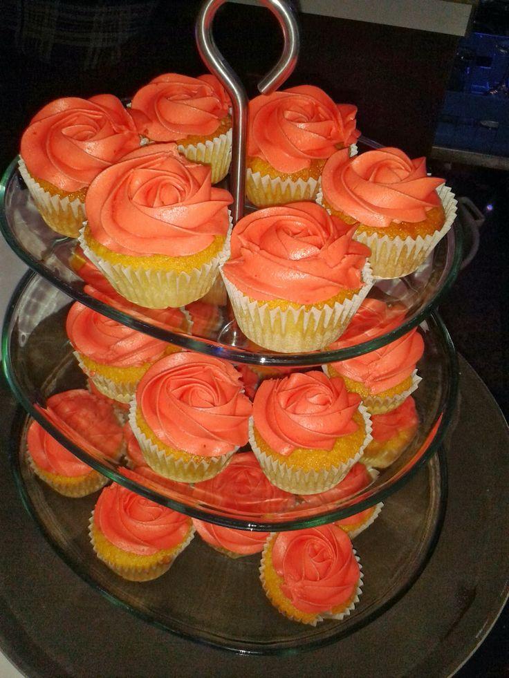 lambetadas paula: Torres de cupcakes