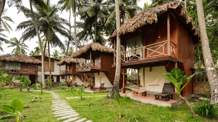 Honeymoons resort ideas - small boutique accommodations hotels are rising in popularity for 2018