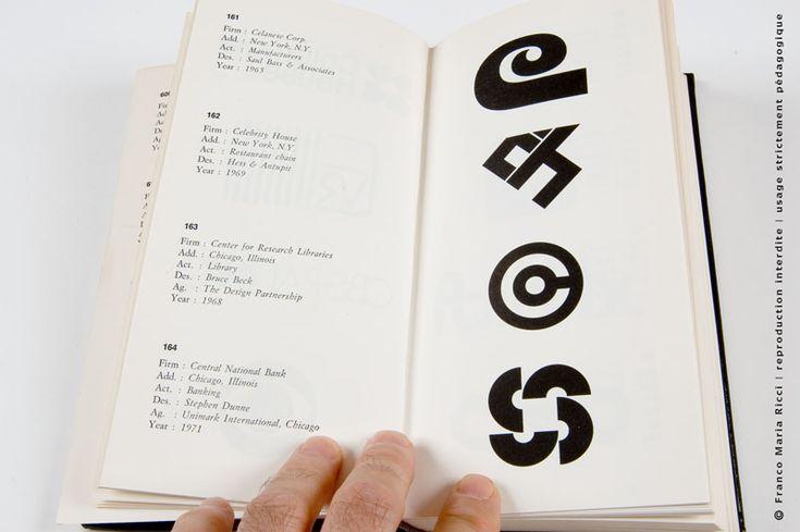 Top Symbols and Trademarks | Franco Maria Ricci & Corinna Ferrari | 1973