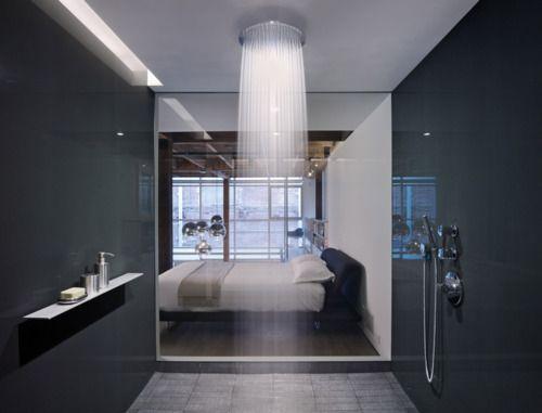 .Showers, Ideas, Rain Shower, Shower Head, Showerhead, Interiors Design, Dreams House, Bathroom, Dreams Shower