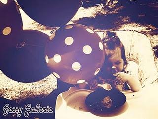 Baby K yummy cake