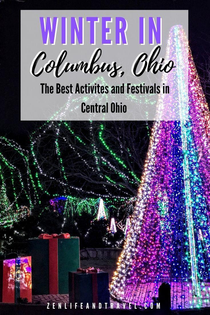 The Best Winter Activities in Columbus, Ohio [Plus 2019 2020
