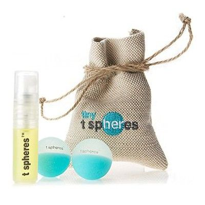 T Spheres Aromatherapy Massage Balls - Pep Up Mint