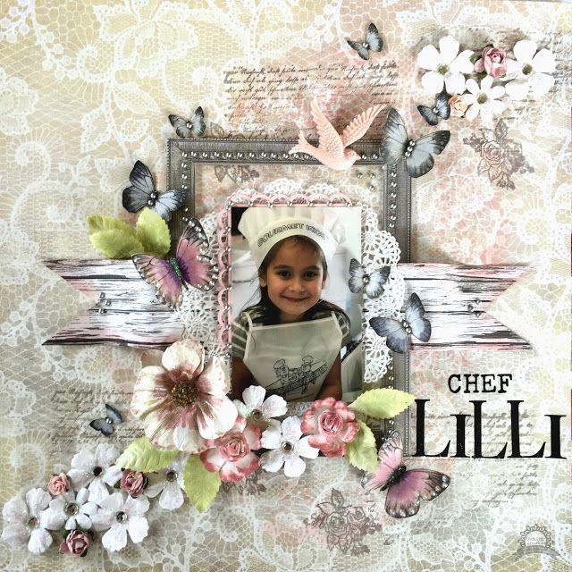 Artdeco Creations Brands: Chef Lilli by Anita Enright