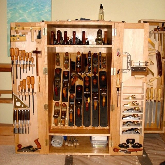 313 best workshop hand tool storage images on pinterest tools workshop and shed - Wood cabinet design software ...