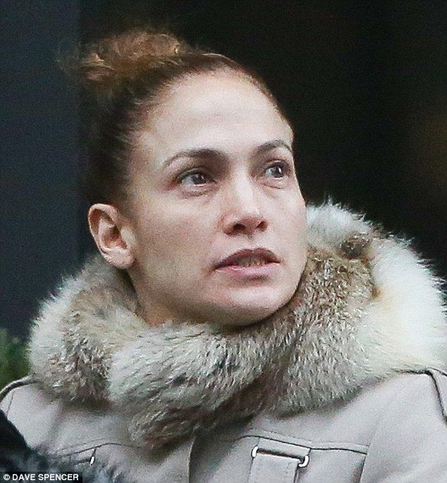 Best 25 jennifer lopez without makeup ideas on pinterest her true face jennifer lopez was spotted on friday without a scrap of make pmusecretfo Choice Image