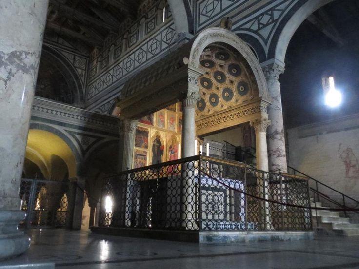 サン・ミニアート・アル・モンテ教会 - バシリカ オブ サンミニアート アルモンテの口コミ - トリップアドバイザー