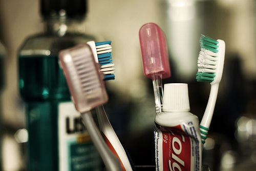 homemade toothpaste? intereting