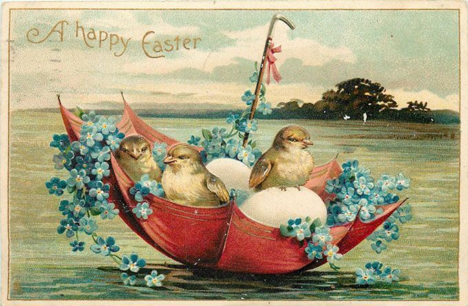 25+ Best Ideas About Vintage Easter On Pinterest
