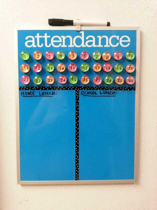 Classroom Attendance Ideas ~ Best attendance chart ideas on pinterest classroom