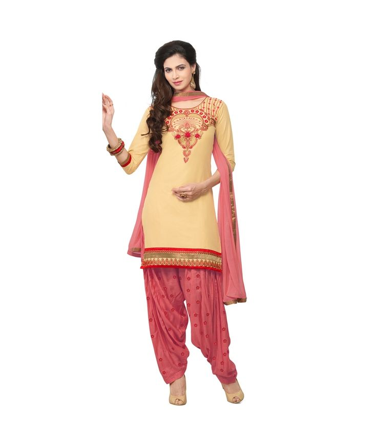 #Punjabi #Patiala #Salwar Kameez Bollywood #Designer Indian Embroidery #Patiala suit