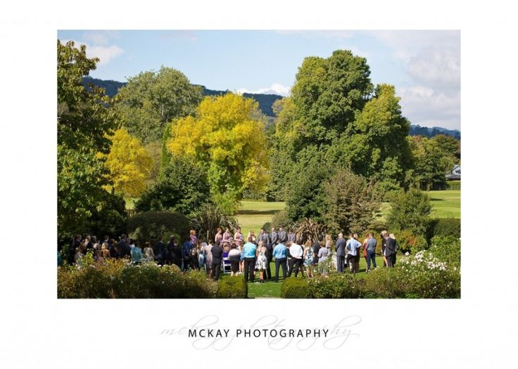 Garden ceremony location at Peppers Craigieburn Bowral #wedding #bowral #craigieburn #pepperscraigieburn