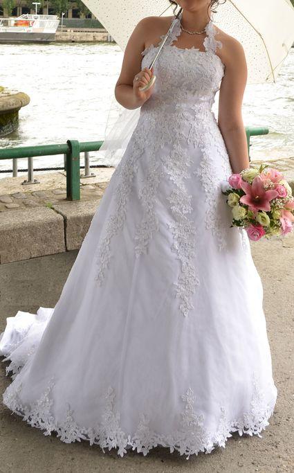 Location robe de mariée Hervé mariage