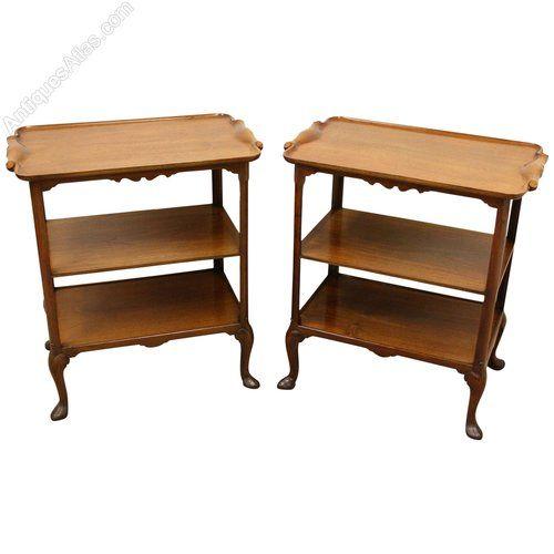 Pair Of Whytock Reid Etageres Side Tables Antiques Atlas  27 best Antique  Whytock and Reid. Antique Furniture Edinburgh   cpgworkflow com