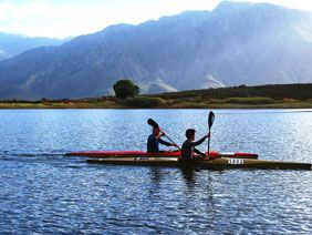 Enjoy the fresh air in the Breede River Valley
