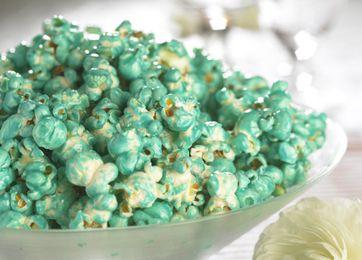 Inderne kommer karry på popcorn - vi har gjort dem blå af misundelse...