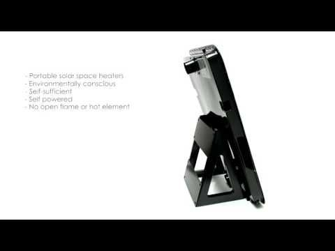 Portable Solar Air Heaters, Promo Video