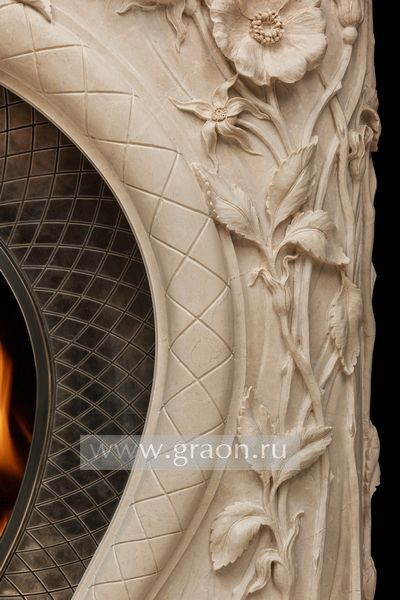 Каталог каминов. Дровяные, мраморные и современные камины на заказ