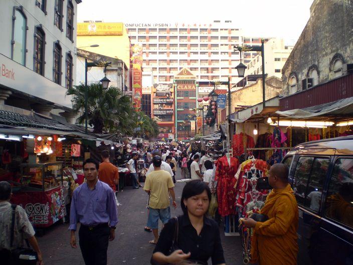 Kuala Lumpur - Chinatown #Malaysia #Asia