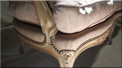 Antik bútor, rokokó bútor