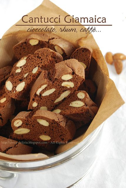 Cantucci al cioccolato | Flickr - Photo Sharing!