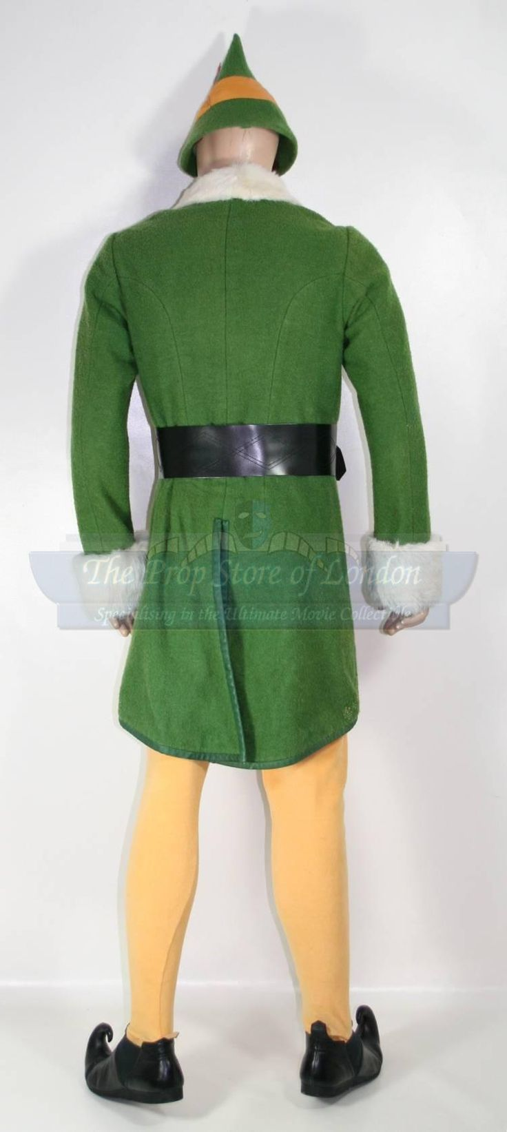 Buddy The Elf (Will Ferrell) Costume |                  Prop Store - Ultimate Movie Collectables