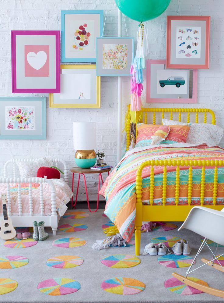 A #spring #bedroom retreat. #interior #design