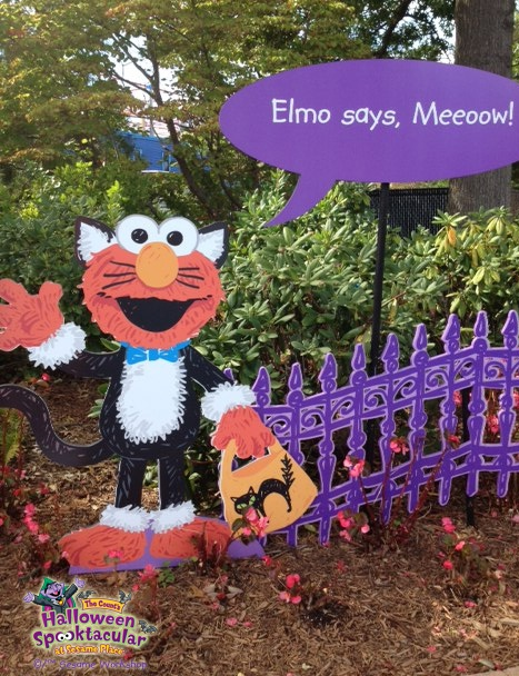 come celebrate halloween with the counts halloween spooktacular at sesame place - Sesame Place Halloween