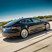 The Tesla s P85 Electric!