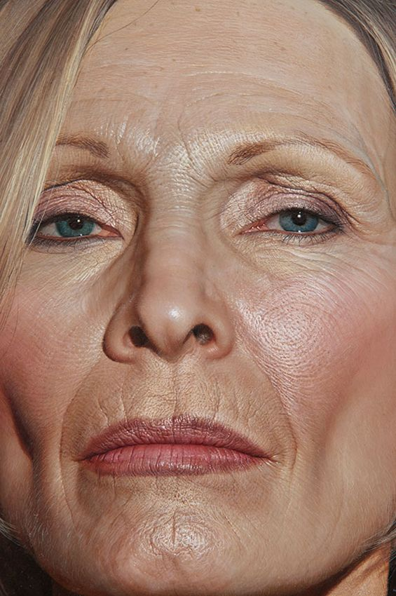 Chuck Close And 10 Other Amazing Photorealist Painters