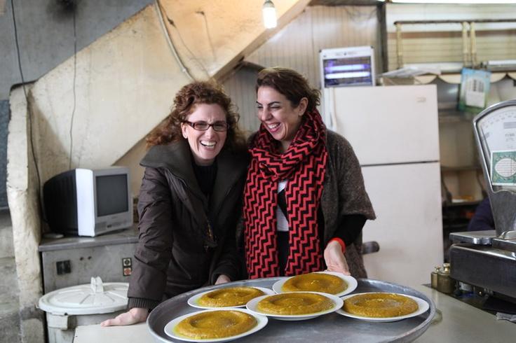 "My Culinary Journey through Lebanon: Barbara With Rana Salam In Basta ""Helwe Beirut"""