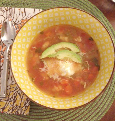 Mexican Chicken Soup Ina Garten Recipe