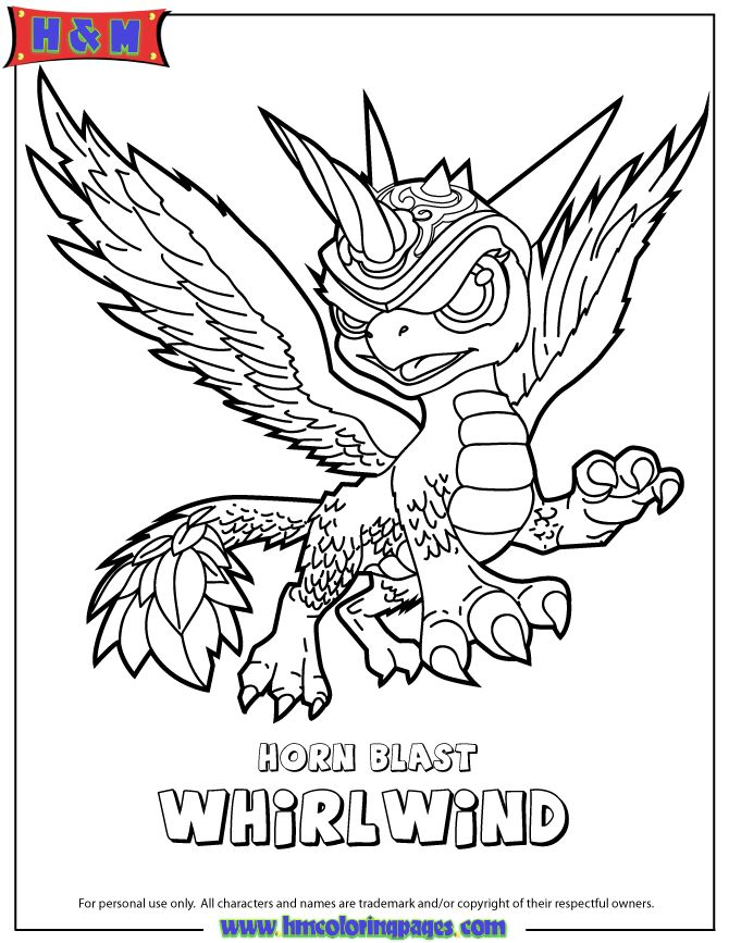 158 best Skylanders images on Pinterest | Coloring book pages ...